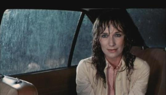 Daria Nicolodi in Tenebra (1982, dir by Dario Argento)