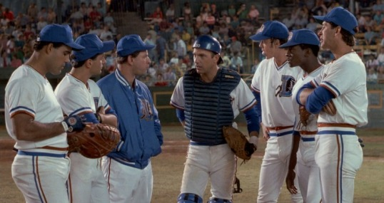 Bull Durham (dir. by Ron Shelton)