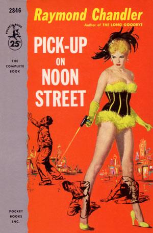 Pick-Up On Noon Street