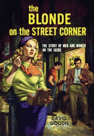 The Blonde on the Street Corner