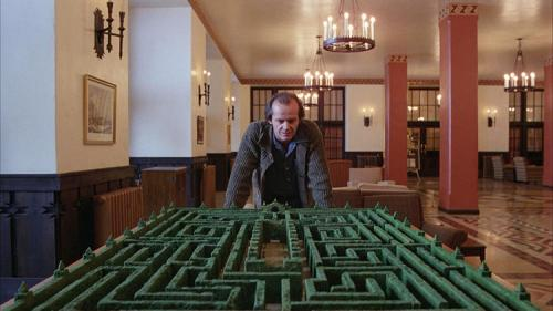 The Shining (1980, directed by Stanley Kubrick)