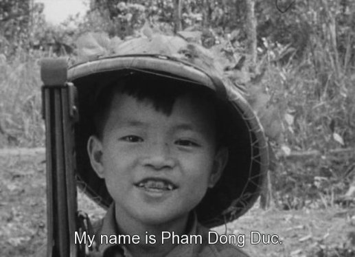 17th Parallel: Vietnam in War (1968, dir. Joris Ivens & Marceline Loridan Ivens)