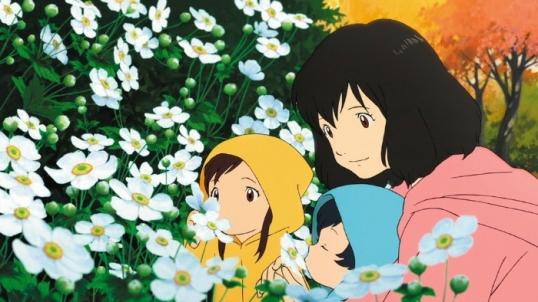 Ōkami Kodomo no Ame to Yuki (dir. by Mamoru Hosoda)