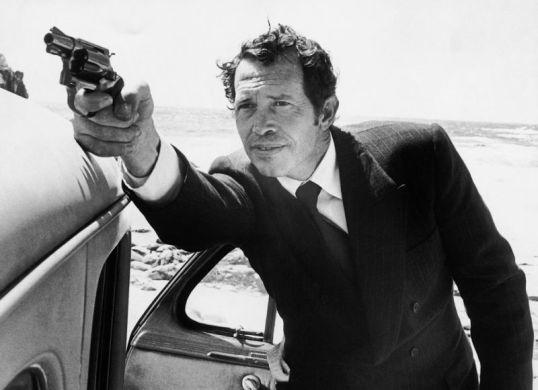 Warren Oates in Chandler