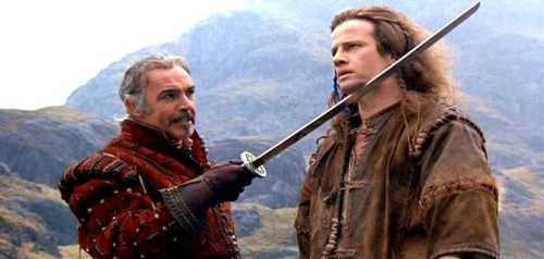 Highlander (1986, directed by Russell Mulcahy)