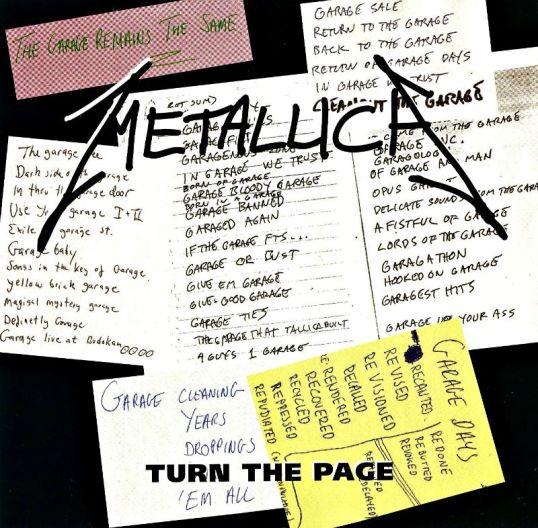 MetallicaTurnthePage