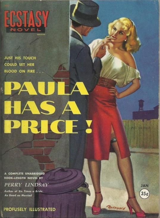 Paula Has A Price