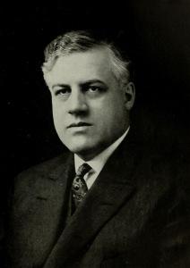 Attorney General A. Mitchell Palmer