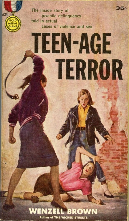 Teenager Terror
