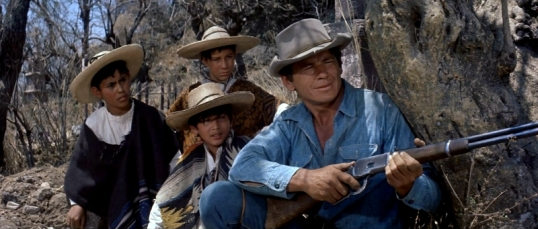 The Magnificent Seven (dir. by John Sturges)