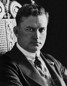 Thomas H. Ince, the 2nd President of AMPAS