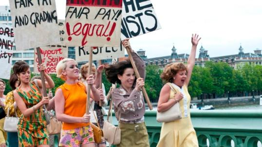 Made in Dagenham (2010, directed by Nigel Cole)