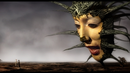 Mirrormask (2005, directed by Dave McKean)