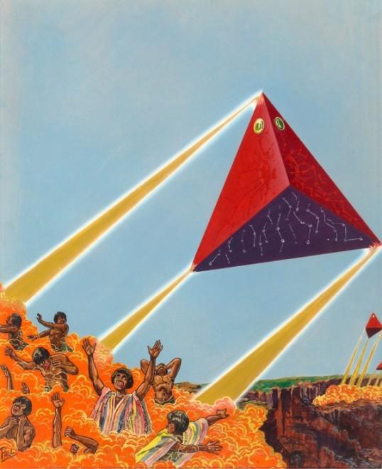 Tetratheda of Space