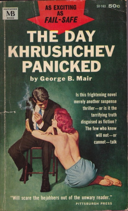 The Day Kruschev Panicked