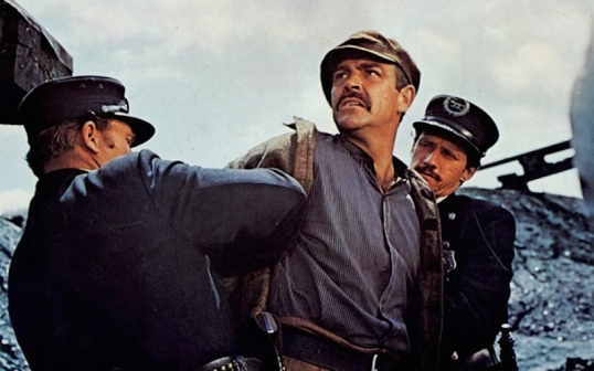 The Molly Maguires (1970, directed by Martin Ritt)