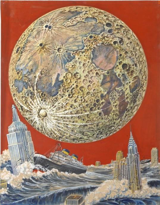 The Moon Doom