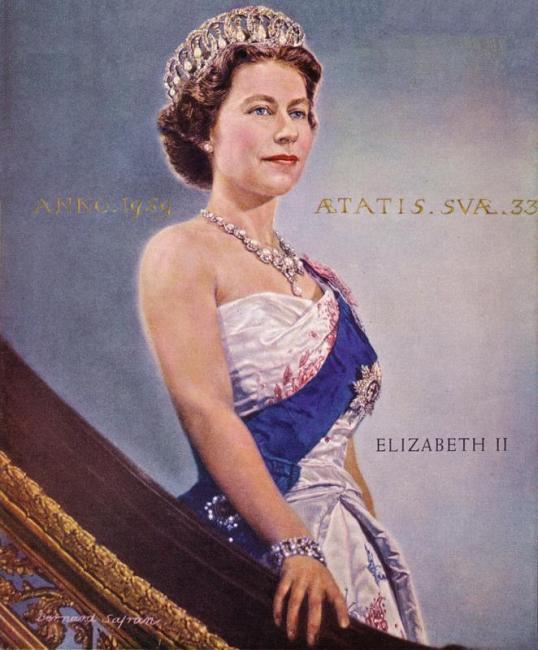 z -- Queen Elizabeth