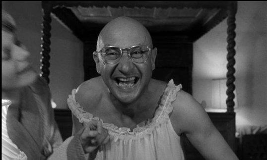 Cul-de-sac (1966, directed by Roman Polanski)