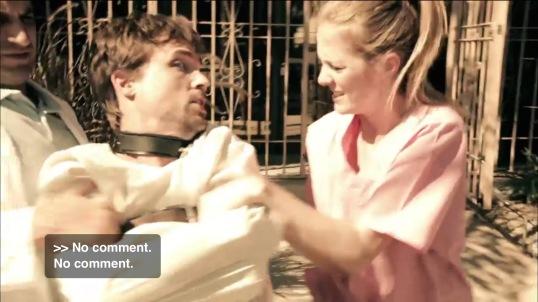 Erotic Ink/Love Is a... Dangerous Game (2011, dir. Eddie Powell)