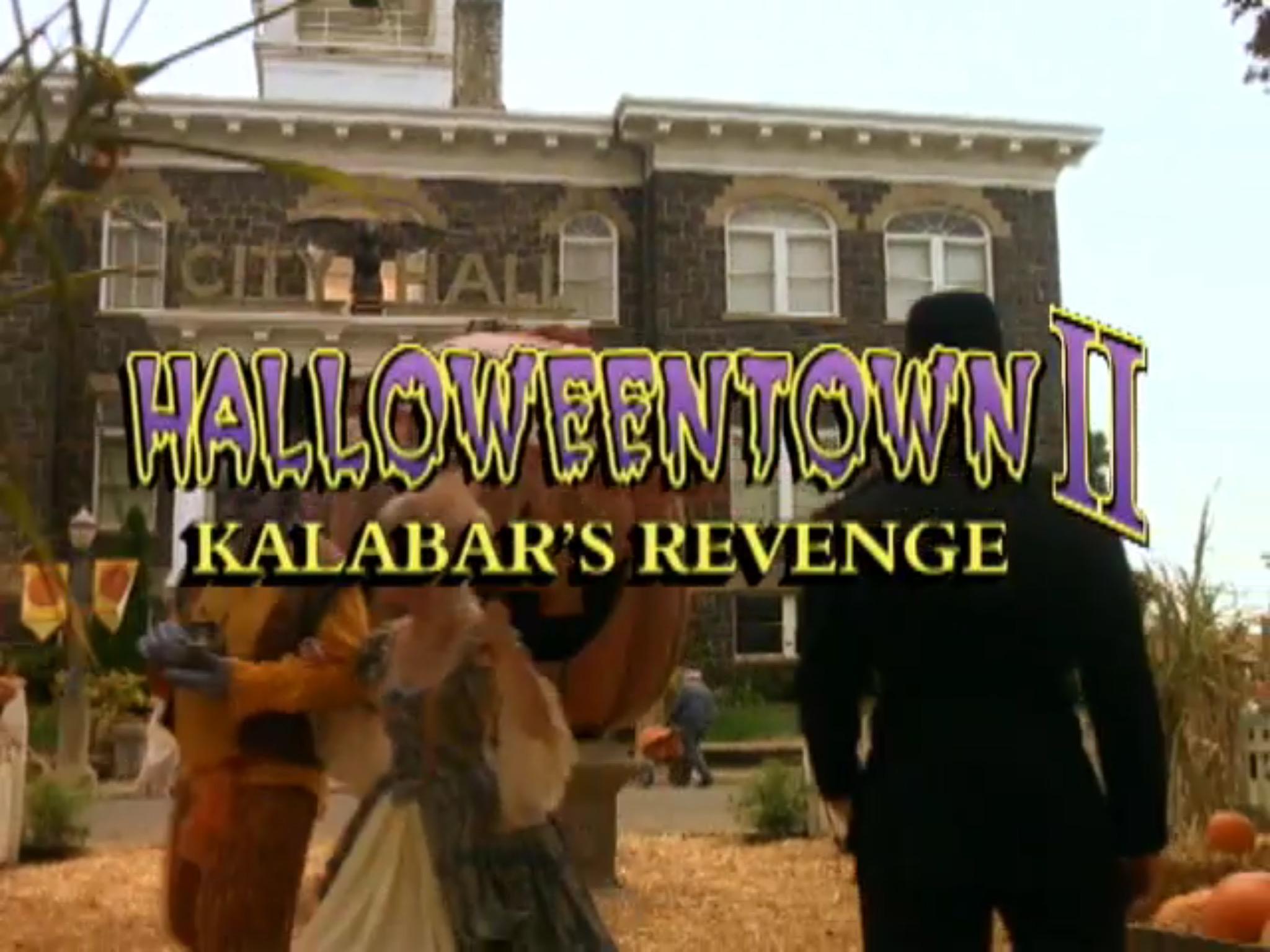 Halloween Film Review: Halloweentown II: Kalabar's Revenge (2001 ...
