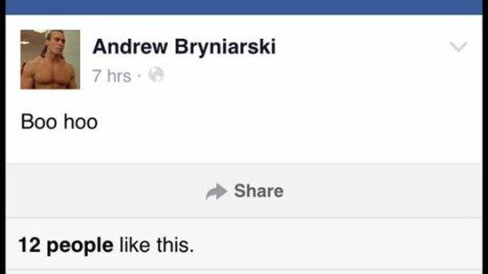 Andrew's Response