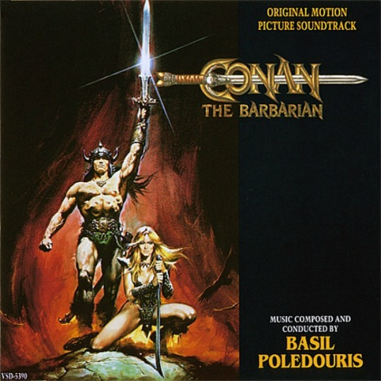 Conan the Barbarian OST