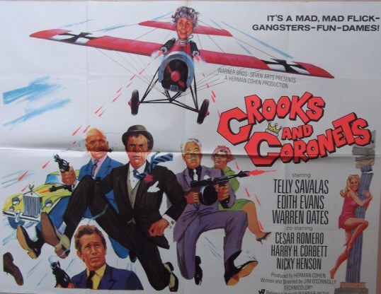 crooks-and-coronets-original-uk-quad-poster-telly-savalas-cesar-romero-69-1246-p