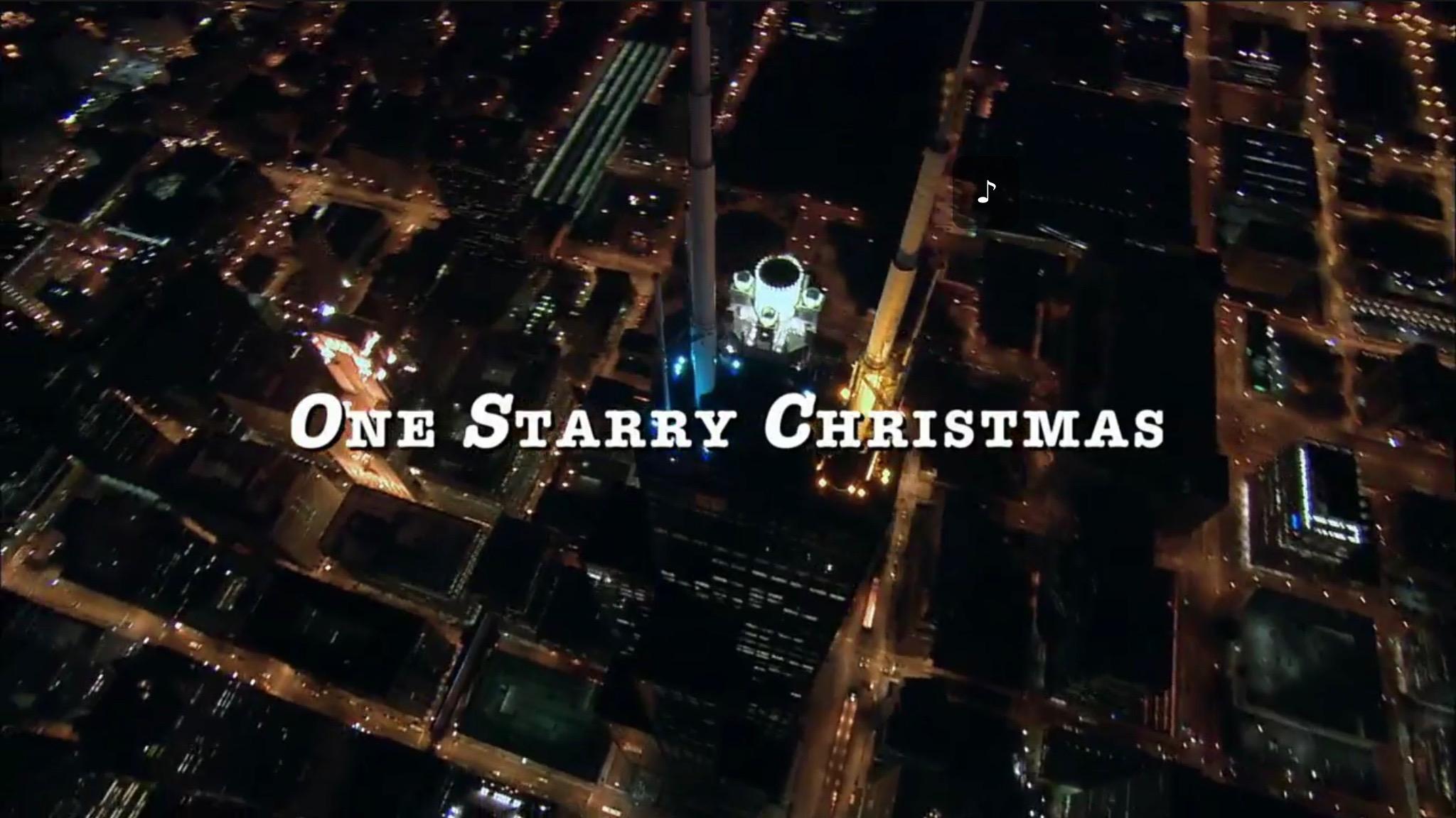Hallmark Review: One Starry Christmas (2014, dir. John Bradshaw ...
