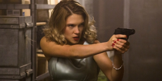 Incidentally, I want to be Lea Seydoux when I grow up...
