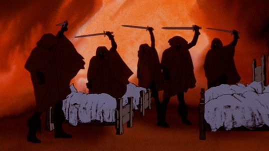 The Lord of the Rings (1978, directed by Ralph Bakshi)