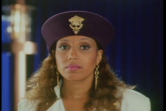 Even Telma Hopkins returns as Raines and she was barely in the movie.