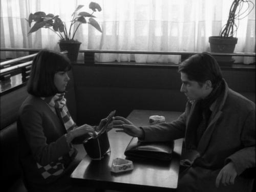 Masculin Feminin (1966, dir. Jean-Luc Godard)