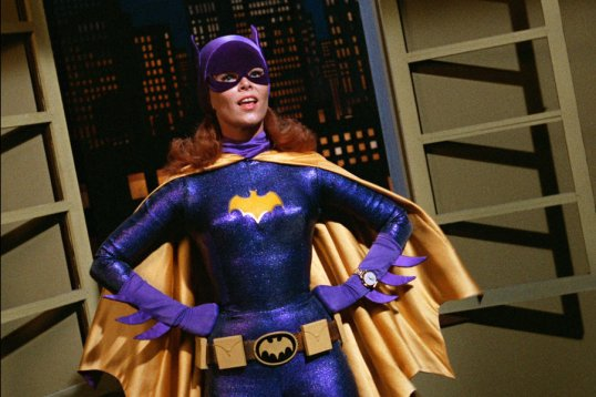 "Yvonne ""Batgirl"" Craig"