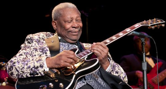 """King of the Blues"" BB King"