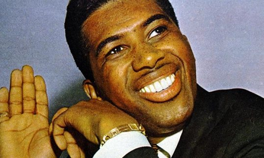 Singer Ben E. King (Stand By Me)