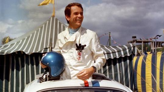 Dean Jones in The Love Bug
