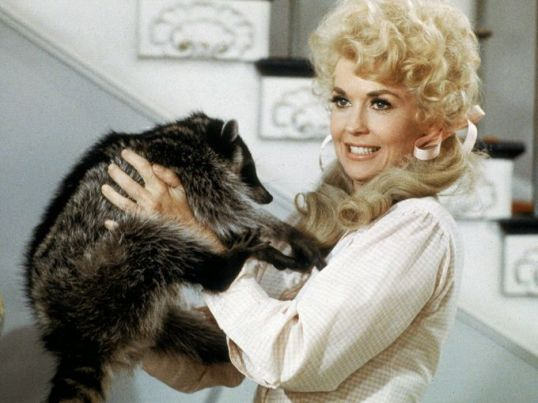 Donna Douglas (Elly May Clampett)