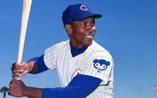 Mr. Cub Ernie Banks