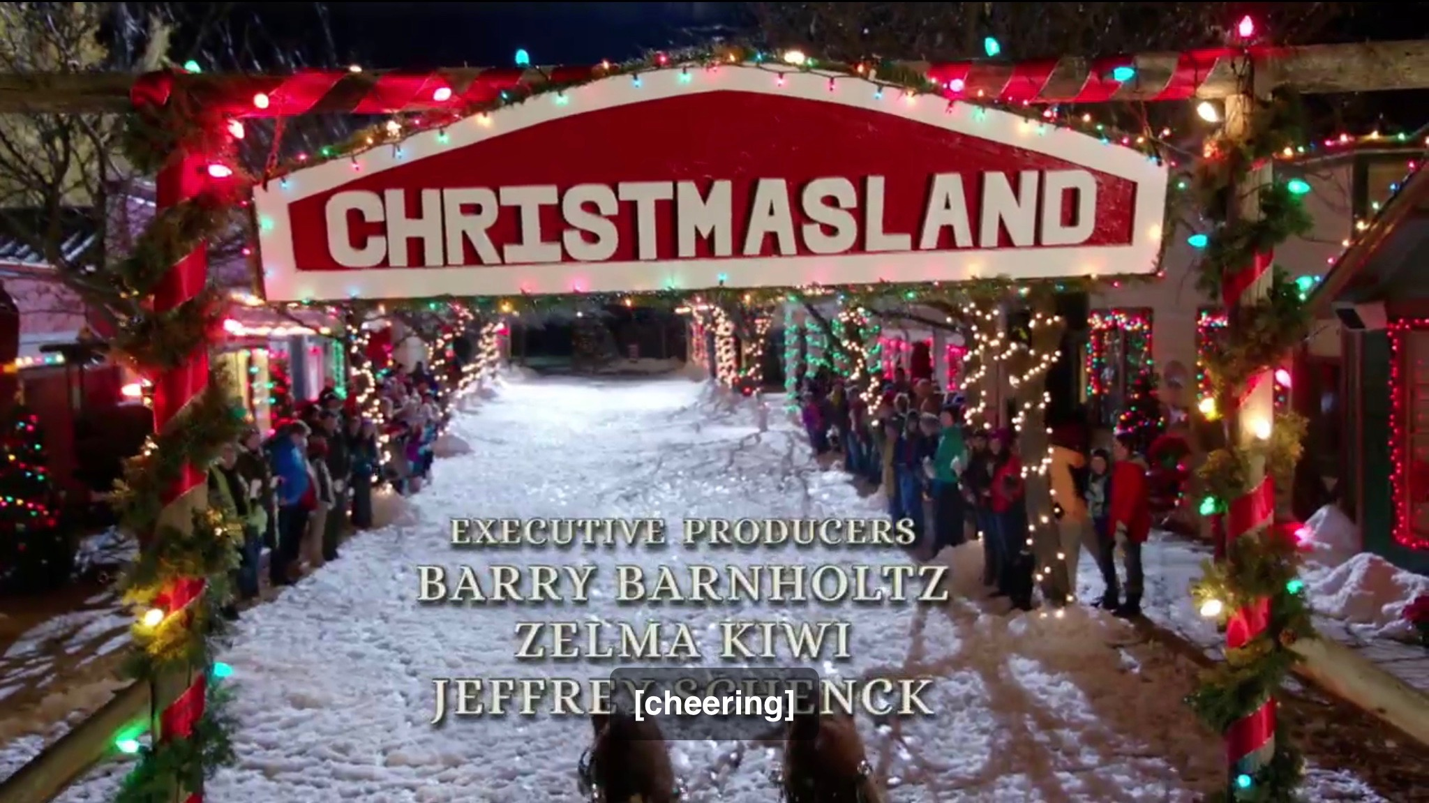 Hallmark Review: Christmas Land (2015, dir. Sam Irvin) | Through ...