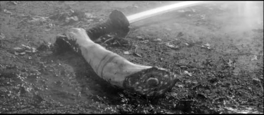 Yojimbo (dir. by Akira Kurosawa)