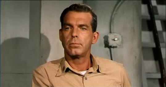 Fred MacMurray The Caine Mutiny