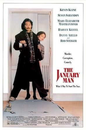 Januarymanposter