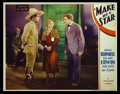 1932's Make Me a Star