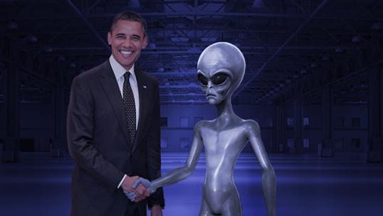 Obama-Meets-Alien