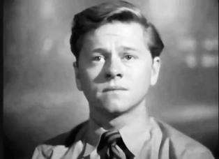 2Mickey Rooney in The Human Comedy