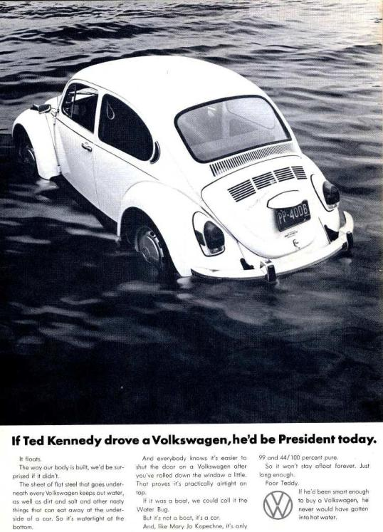 Kennedy VW Ad
