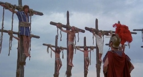 Monty Python's The Life of Brian (1979, directed by Terry Jones)
