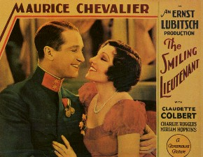 The_Smiling_Lieutenant_poster