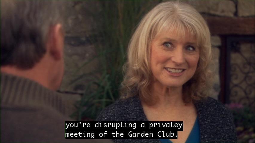 Hallmark Review: The Good Witch's Garden (2009, dir  Craig